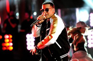 "ORLANDO, FLORIDA - JULY 09:  Singer Daddy Yankee performs during Telemundo ""La Voz Kids"" Finale at Universal Orlando on July 9, 2016 in Orlando, Florida.  (Photo by Gerardo Mora/Getty Images)"