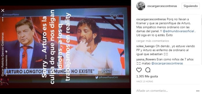 oscar garces instagram