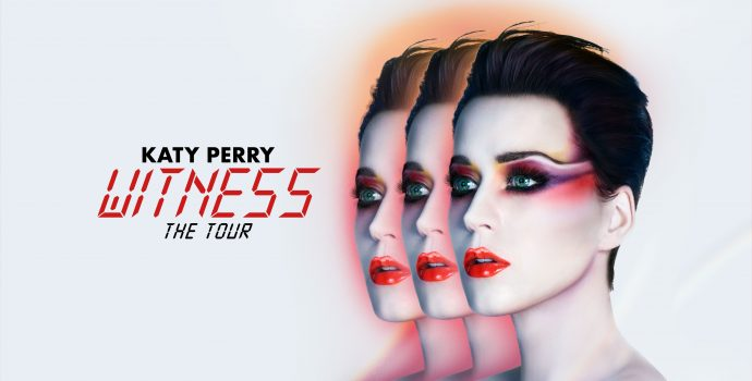 Confirman que regresa a Lima — Katy Perry