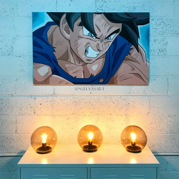 Pintura de Dragon Ball