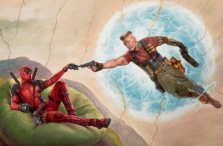 Deadpool y Cable