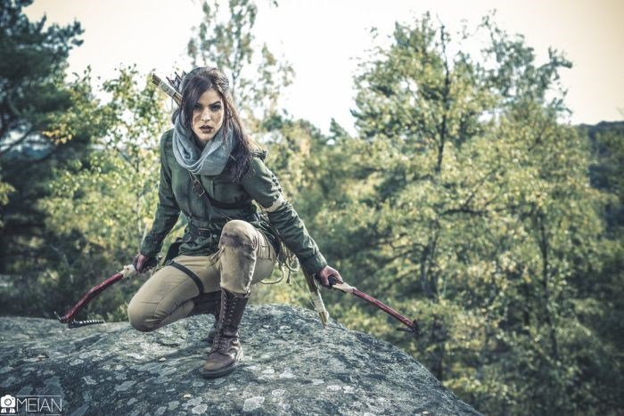 Cosplays de Lara Croft