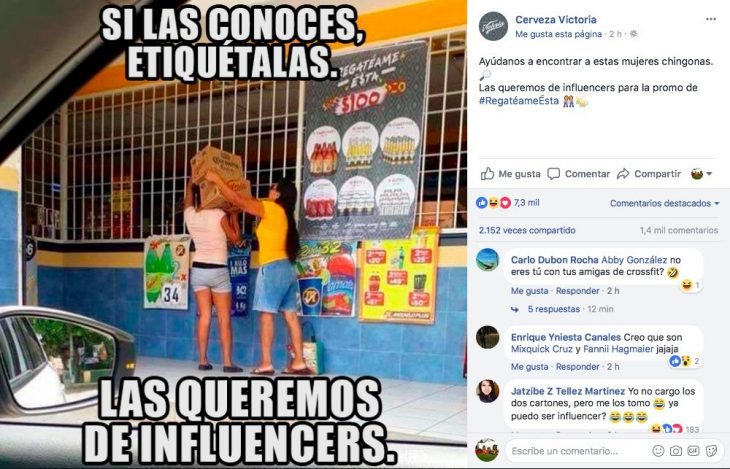 influencers victoria