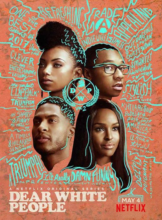 Dear White People - volumen 2
