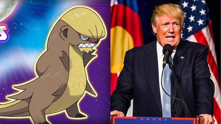 pokemon trump