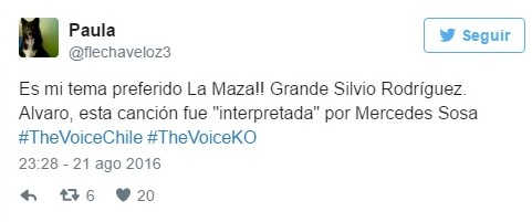 twitter the voice 2