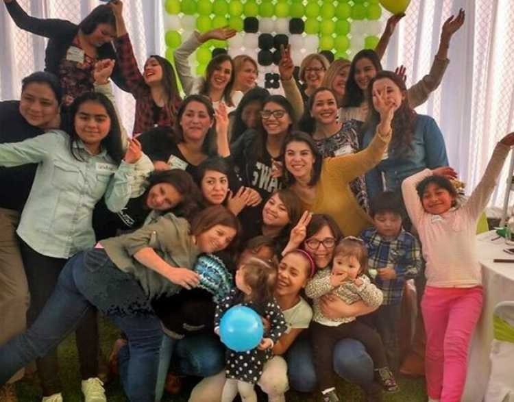 baby shower dani collet y edu vargas