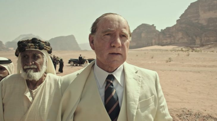 Kevin Spacey en All the Money in the World