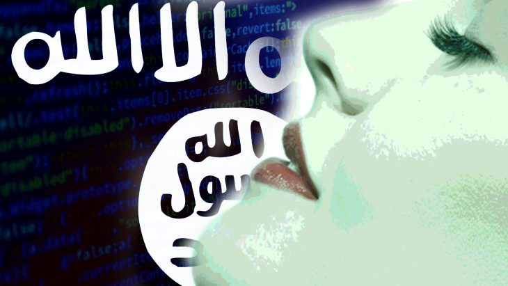 hackean a isis