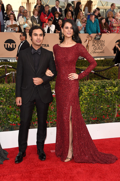 Kunal Nayyar esposa miss india