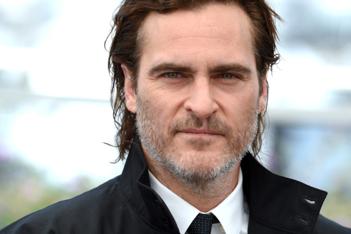 Joaquin Phoenix the jokes