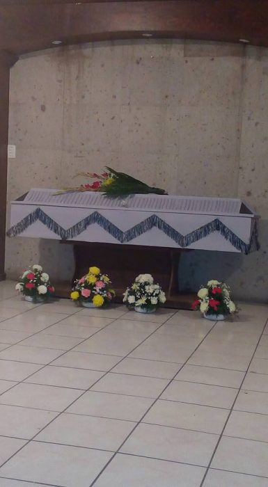 funeral doña mary