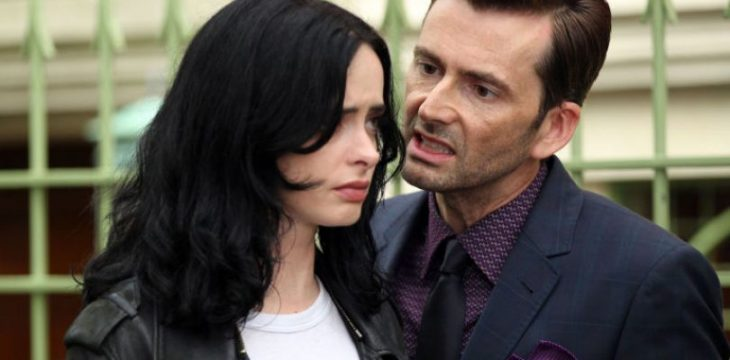 Kilgrave en Jessica Jones