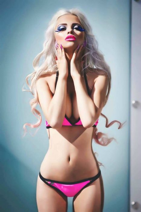 Barbie real