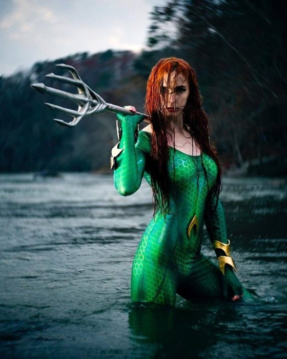 Cosplay de Aquaman