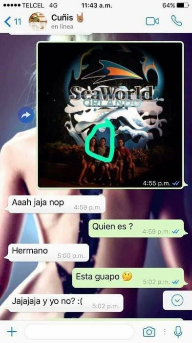 friendzone en whatsapp