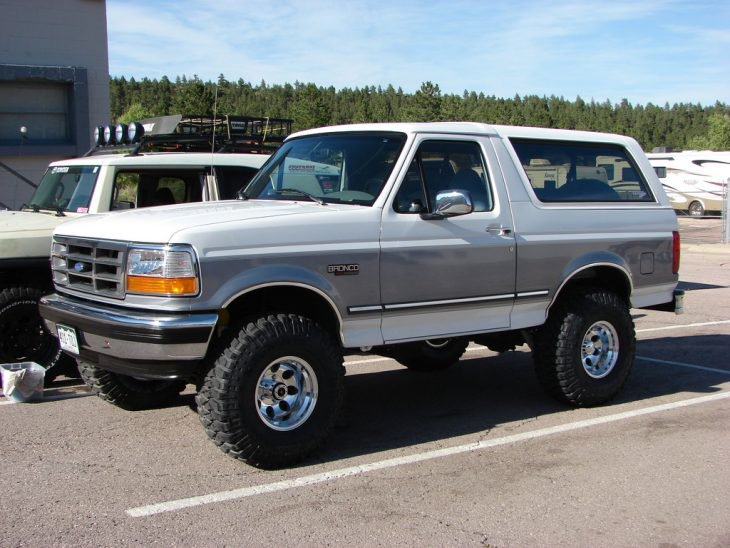 Ford Bronco 1995
