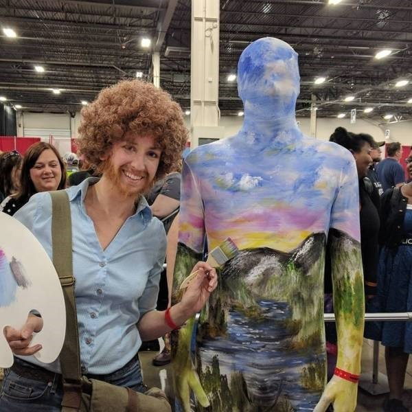 Grandes cosplayers
