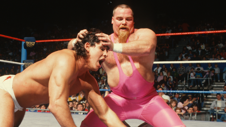 Jim 'The Anvil' Neidhart