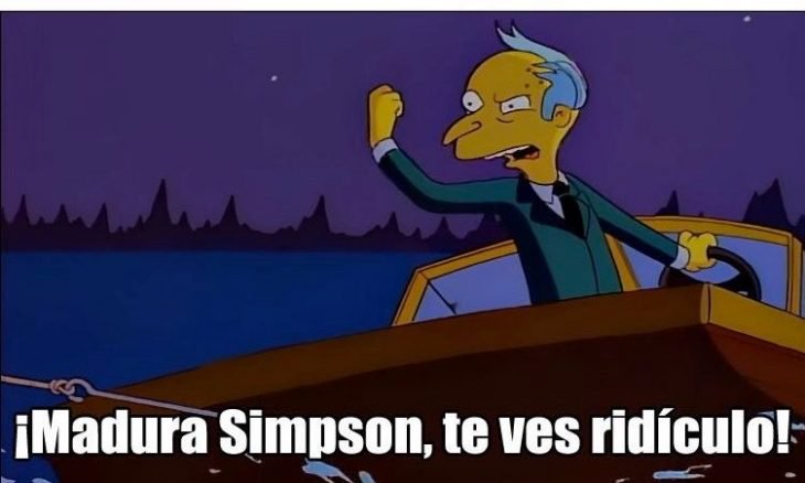 burns madura simpson