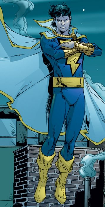 capitan marvel jr