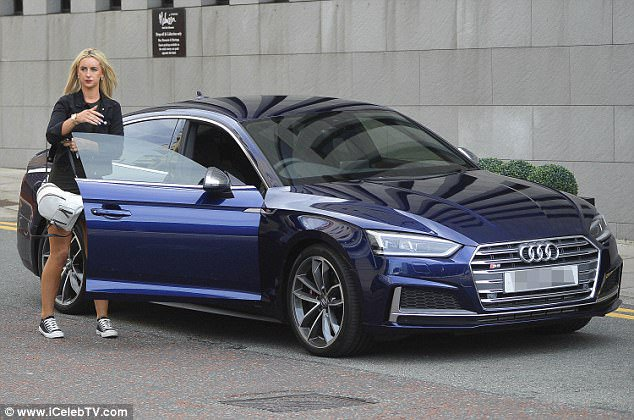 Laurene Powell Jobs - Audi A5