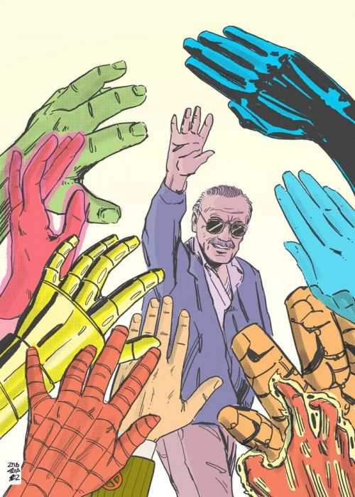 DESCANSE EN PAZ STAN LEE