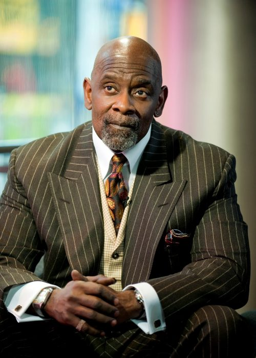 Chris Gardner traje