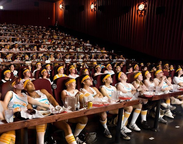 mejores cines Alamo Drafthouse