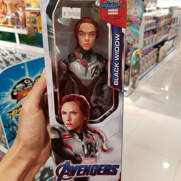 Black widow figura