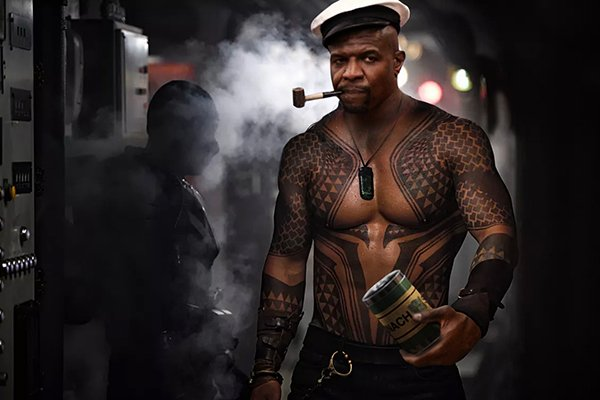 Terry crews como popeye 14