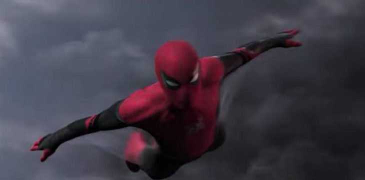 spider-ma far from home