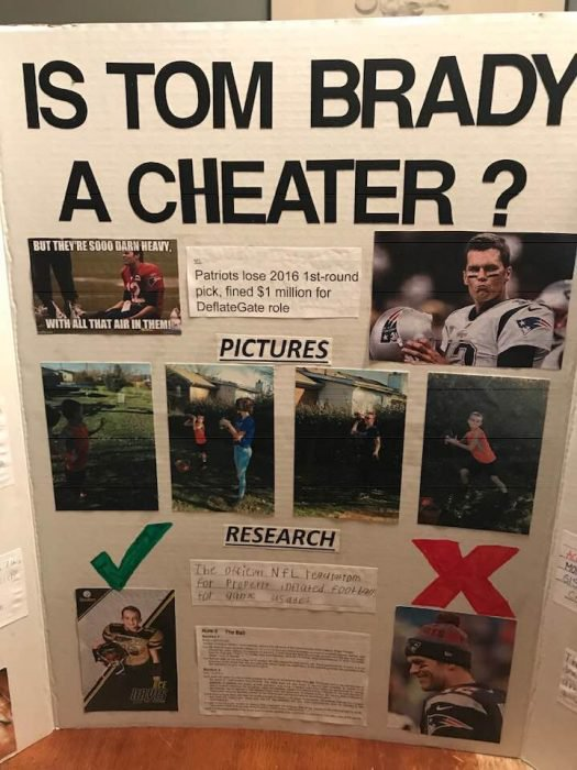 Tom Brady tramposo