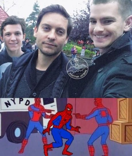 spiderman actores