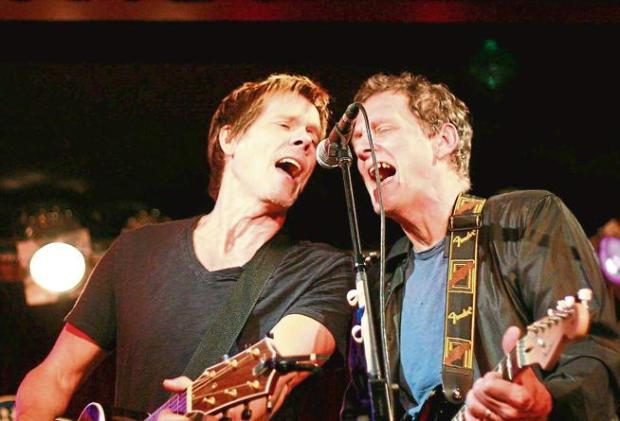 kevin bacon band