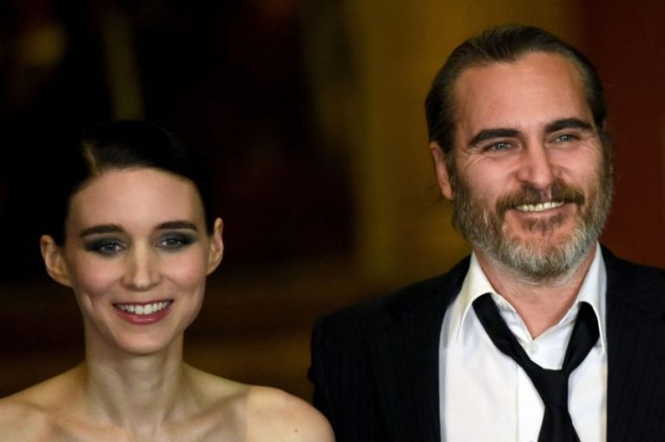 joaquin phoenix and rooney mara