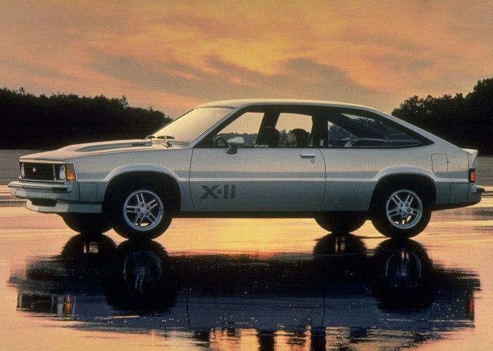 Chevrolet Citation X-11