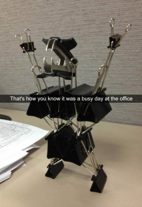 imágenes divertidas en el trabajo