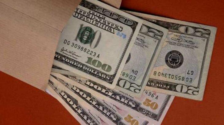 sobre con dinero
