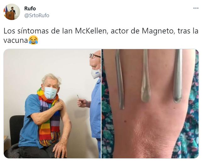 vacuna magnética